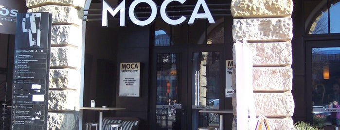 MOCA is one of Kaffee.