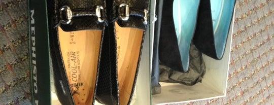 Arthur Beren Shoes is one of Joseph'in Beğendiği Mekanlar.
