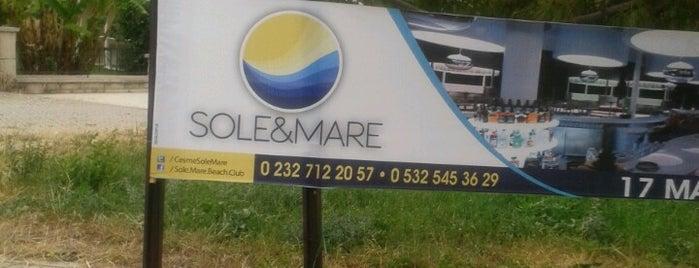 Sole&Mare is one of Orte, die Sinan gefallen.
