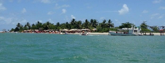 Praia Coroa Do Avião is one of Recife.