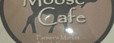 Moose Cafe is one of Lugares guardados de Daniel.