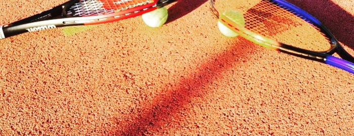 istanbul lounge tenis kortu is one of Tuğrulさんのお気に入りスポット.