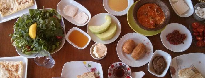Ballı Kaymaklı Gözleme - Sınırsız Köy Kahvaltısı is one of Lugares favoritos de Op Dr.