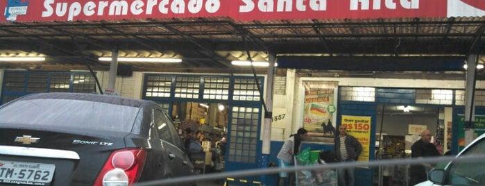 Supermercado Santa Rita is one of Lieux qui ont plu à Louíse.