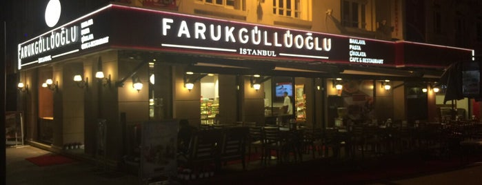 Faruk Güllüoğlu is one of Lieux qui ont plu à Ahmet.