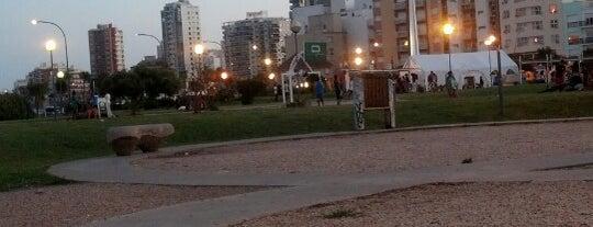 Plaza España is one of MDQ.