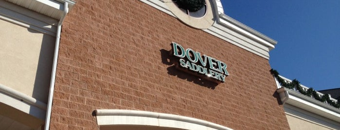 Dover Saddlery is one of NJ Clinton-Bridgewater.