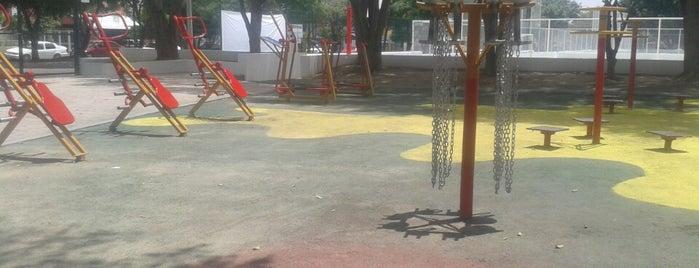 Unidad Deportiva No. 27 is one of Jorge 님이 좋아한 장소.