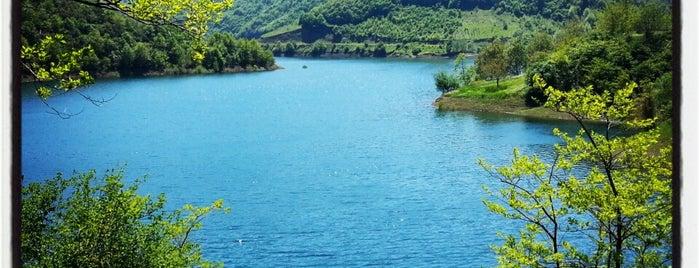 Yuvacık Barajı is one of gezginkizin listesi.