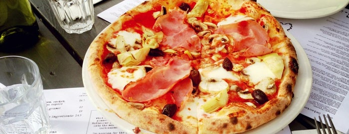 D.O.C. Pizza & Mozzarella Bar is one of Travel Guide to Melbourne.