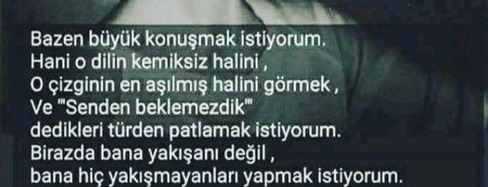 Ayaküstü Kahve is one of ahmet'in Beğendiği Mekanlar.