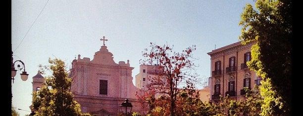 Foggia is one of Italian Cities.