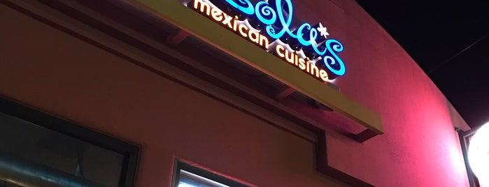 Lola's Mexican Cuisine is one of Beer. Food. Yum. LA..