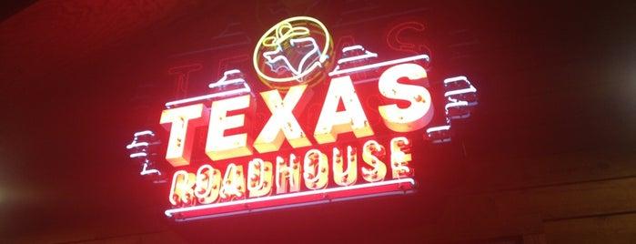 Texas Roadhouse is one of Diego'nun Beğendiği Mekanlar.