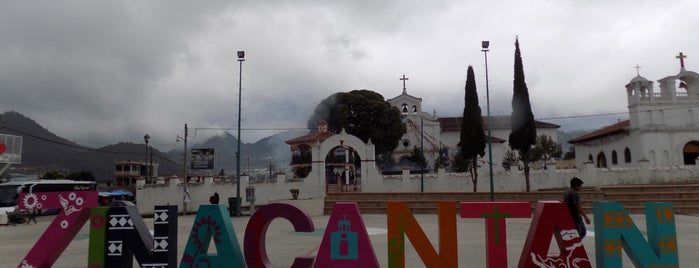 Zinacatan is one of สถานที่ที่ Miguel ถูกใจ.