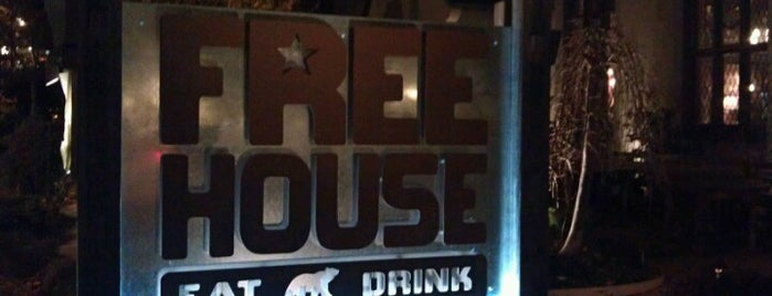 Free House is one of Berkeley/Oakland/East Bay.