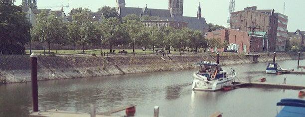 Marina Duisburg is one of Locais salvos de 83.