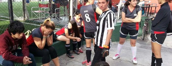 Justo Fútbol 5 is one of María : понравившиеся места.