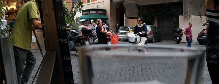 Bar Della Pace is one of Rome 2013.