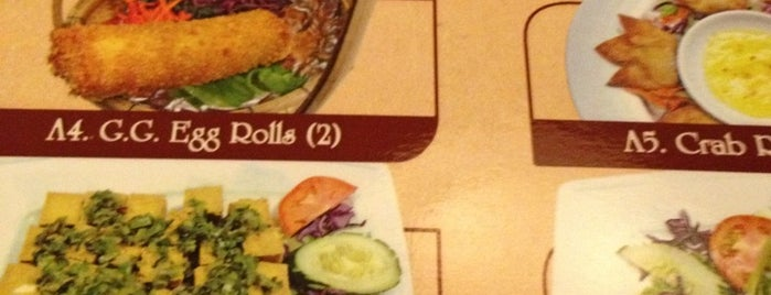 Grilled Ginger is one of สถานที่ที่บันทึกไว้ของ Lisa.