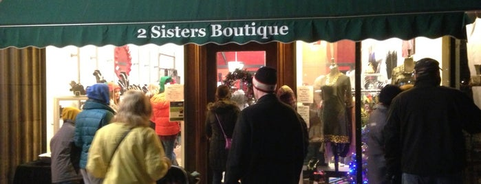 2 Sisters Boutique is one of Lugares guardados de Emily.