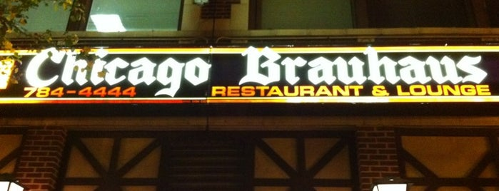 Chicago Brauhaus is one of Orte, die Sergio M. 🇲🇽🇧🇷🇱🇷 gefallen.
