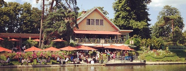 Le Chalet des Îles is one of Paris Brunch.