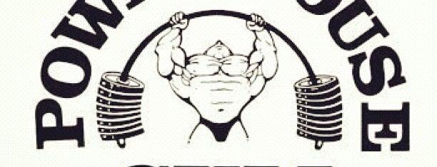 Powerhouse Gym is one of Posti salvati di Justin.