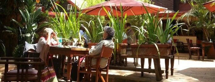 Talisman is one of Nairobi.