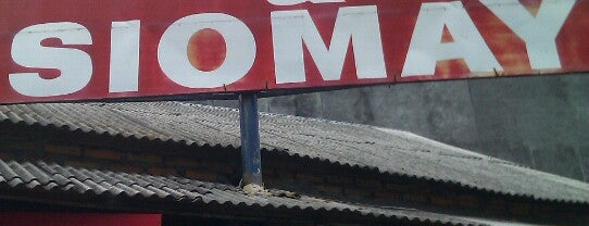 "Pempek Asli Palembang ""Ulu Bundar"" is one of jogja escape."