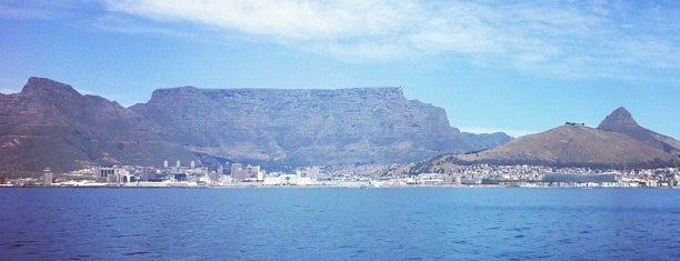 Robben Island Ferry Boat is one of Cape Town.