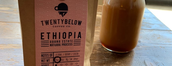 20BelowCoffee is one of Philipさんの保存済みスポット.