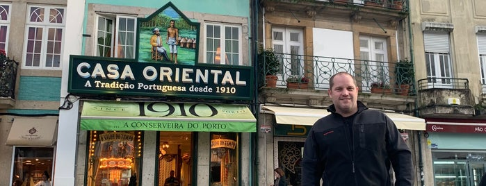 Casa Oriental is one of Porto.