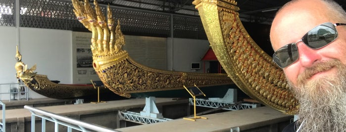 National Museum of Royal Barges is one of Lugares favoritos de Mirinha★.