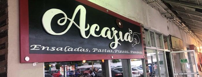 Acazia is one of Lugares favoritos de Andrés.