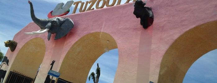 Tuzoofari is one of Tempat yang Disukai Ed.