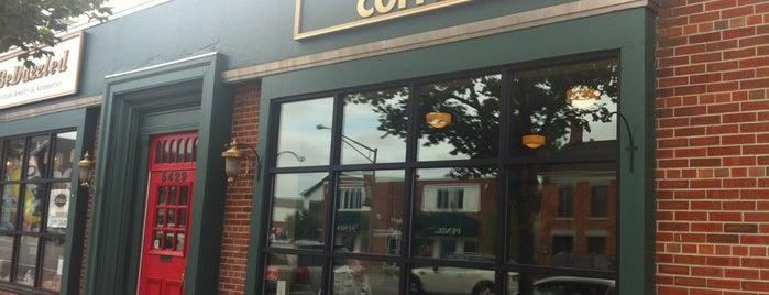 Starbucks is one of WNY Fireplace Hangouts.