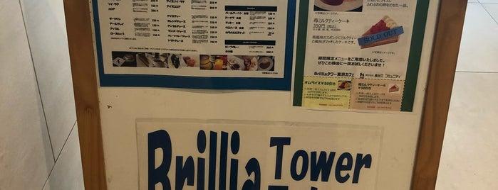 ブリリアタワー東京 is one of สถานที่ที่ yas ถูกใจ.
