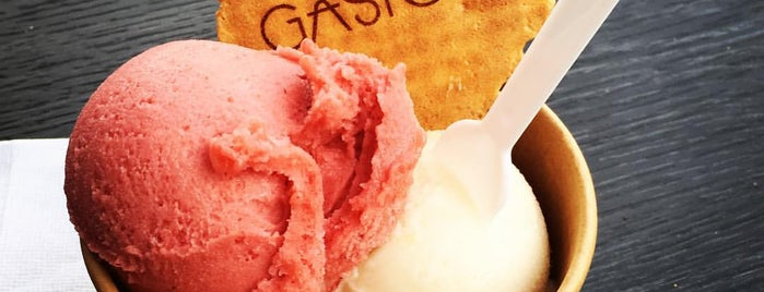 Gaston - Gaga de Glaces is one of S Marks The Spots in BRUSSELS.