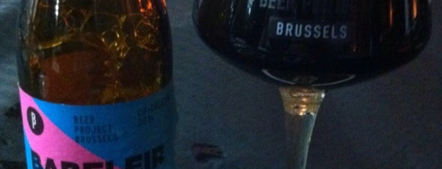 Brussels Beer Project is one of Bruxelles.