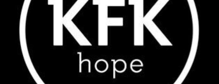 KFK Hope is one of Nederlands in Brussel.