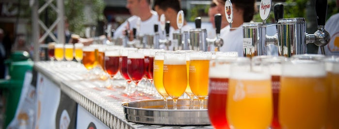 Belgian Beer Weekend is one of Locais curtidos por Hilton.