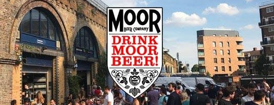 Moor Beer Company Vaults is one of Trips / London.