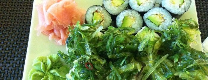 Tokyo55 is one of Sushi Sampler.