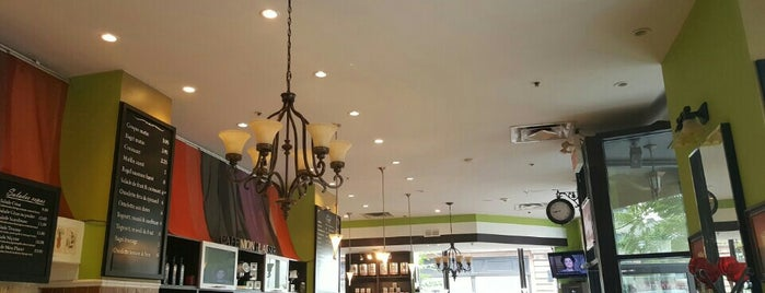 Café Bistro Mon Plaisir is one of Rodrigo 님이 좋아한 장소.