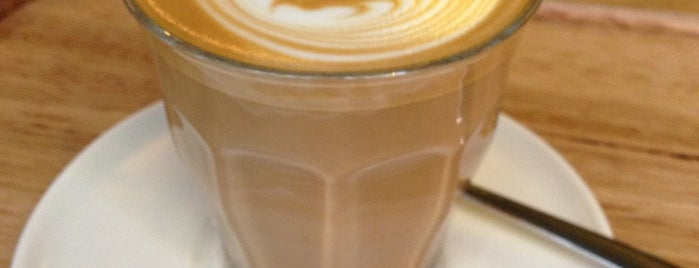 Dukes Coffee Roasters is one of Eat, Drink Melbourne.