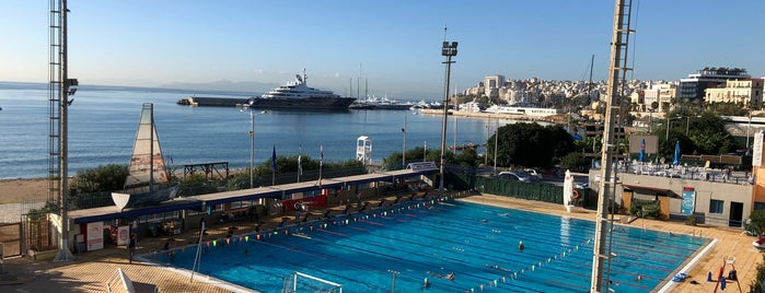 Δημοτικό Κολυμβητήριο Καστέλλας is one of Athens, Greece.