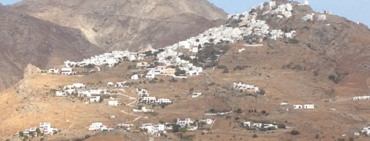 Serifos Port is one of Vangelis 님이 좋아한 장소.