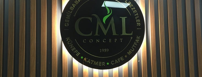 Cml Concept is one of Lugares favoritos de E.