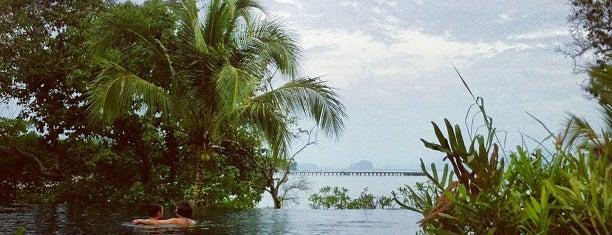 Koh Yao Yai Village is one of Gespeicherte Orte von Special Agent.